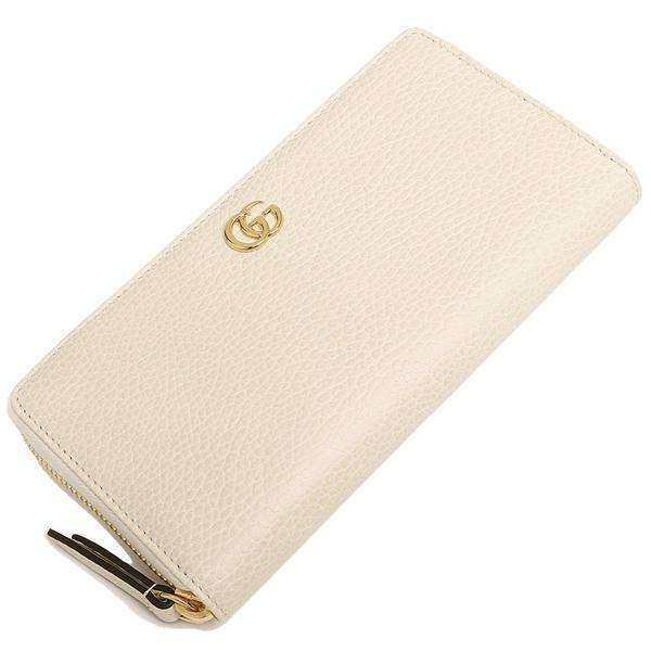 グッチ 長財布 レディース GUCCI 456117 CAO0G 9022 ホワイト