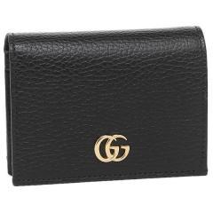 グッチ カードケース GUCCI 456126 CAO0G 1000 ブラック