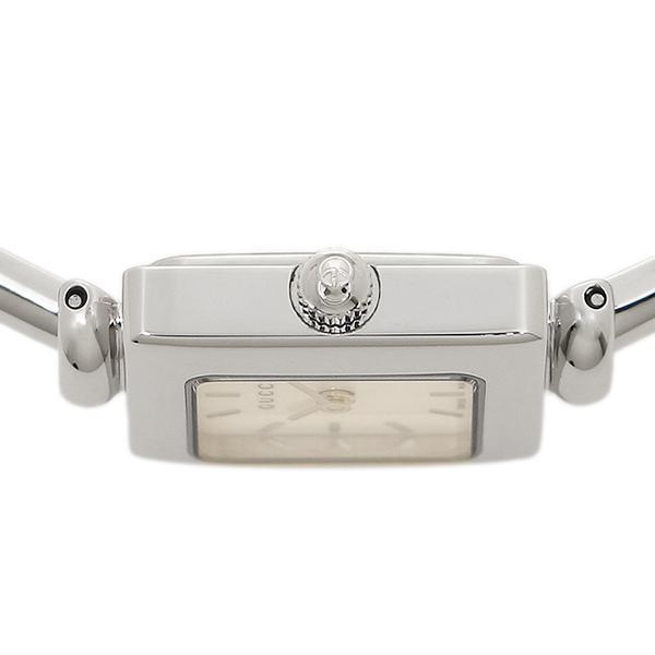 5070892e2c00 ... 【P10倍】 グッチ GUCCI 腕時計 1900シリーズ ホワイトパール/シルバー レディースウォッチ ...