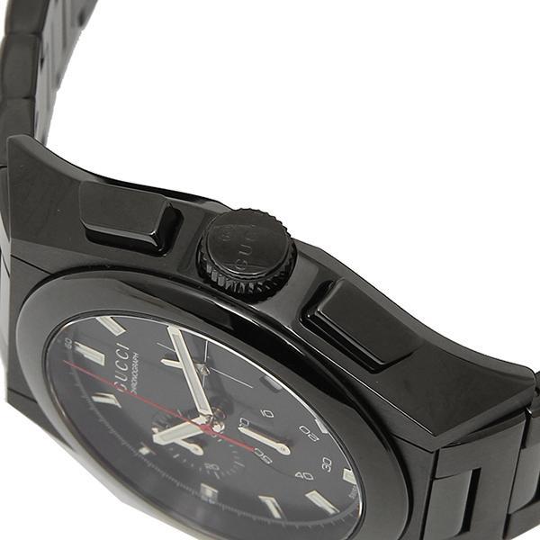 グッチ 腕時計 GUCCI YA115237 ブラック