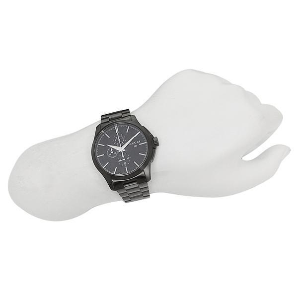 グッチ 腕時計 レディース GUCCI YA126274 ブラック