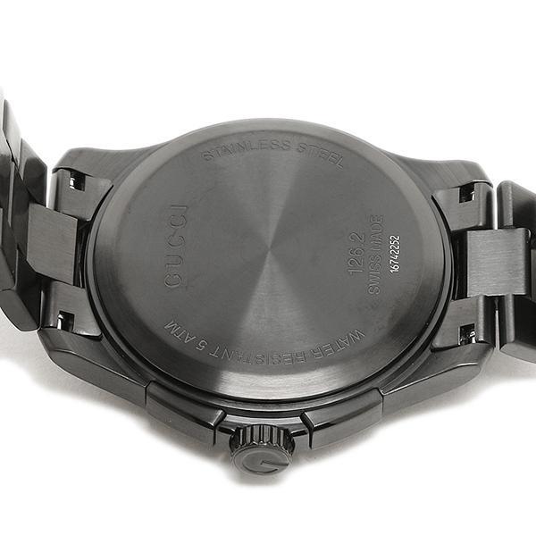 グッチ 腕時計 レディース GUCCI YA126275 ブルー ブラック