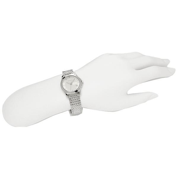 グッチ GUCCI 時計 腕時計 GUCCI 時計 グッチ YA126501 スモールバージョン Gタイムレス 腕時計 レディースウォッチ シルバー