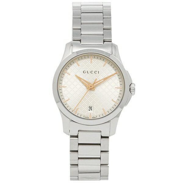 グッチ 腕時計 レディース GUCCI YA126593 シルバー