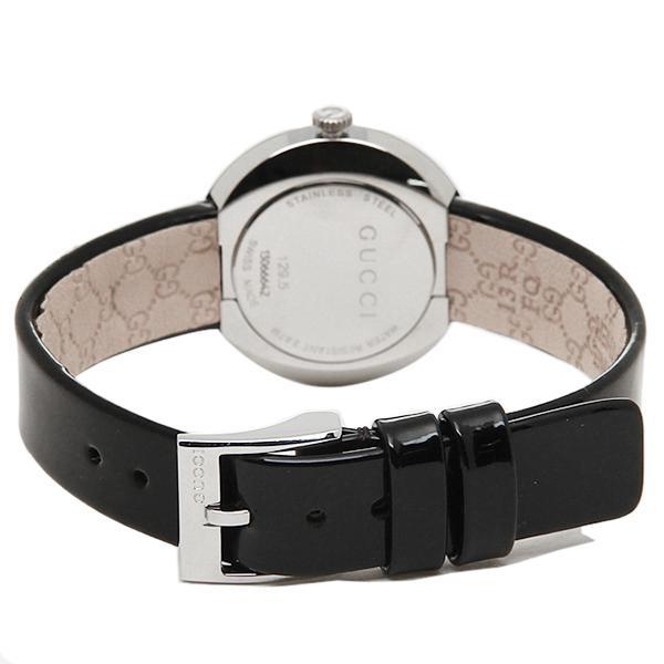 グッチ GUCCI 時計 腕時計 GUCCI グッチ 時計 YA129513 Uプレイ グレー/ブラック/シルバー レディースウォッチ/腕時計