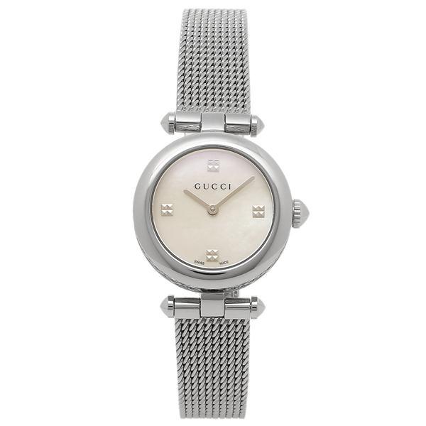GUCCI 腕時計 レディース グッチ YA141504 シルバー