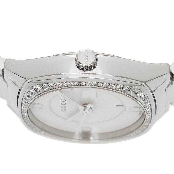 グッチ 腕時計 レディース GUCCI YA142506 シルバー