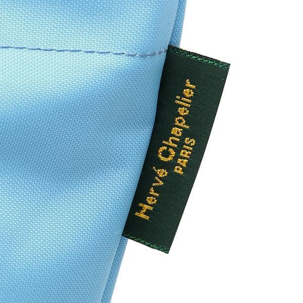 エルベシャプリエ トートバッグ レディース Herve Chapelier 925N 17B06 ライトブルー ブルー