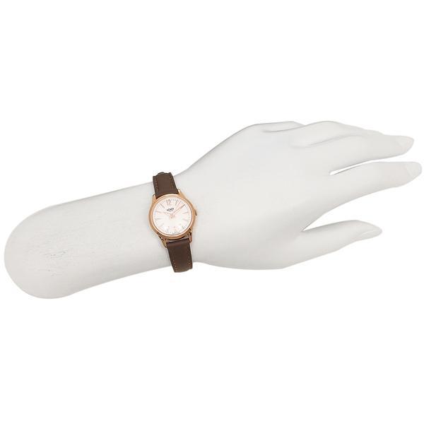 ヘンリーロンドン 腕時計 レディース HENRY LONDON HL25-S-0184 ブラウン ピンクゴールド ホワイト