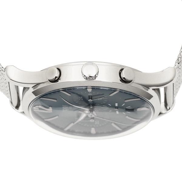 ヘンリーロンドン 腕時計 メンズ HENRY LONDON HL41CM0037 シルバー ネイビーブルー