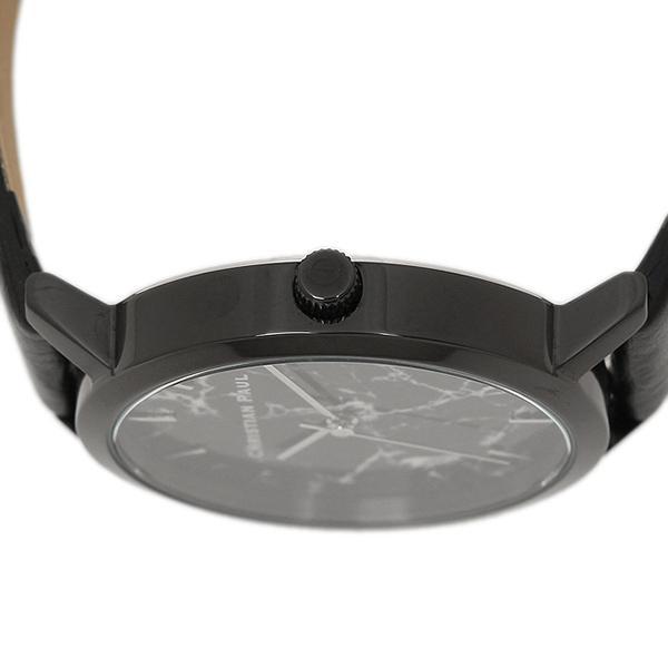 クリスチャンポール 腕時計 CHRISTIAN PAUL MRL-01 ブラック