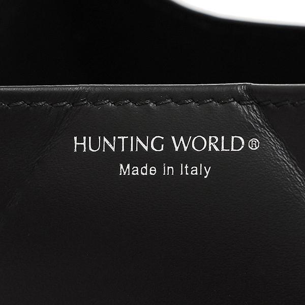 ハンティングワールド コインケース HUNTING WORLD 527 220 ブラック