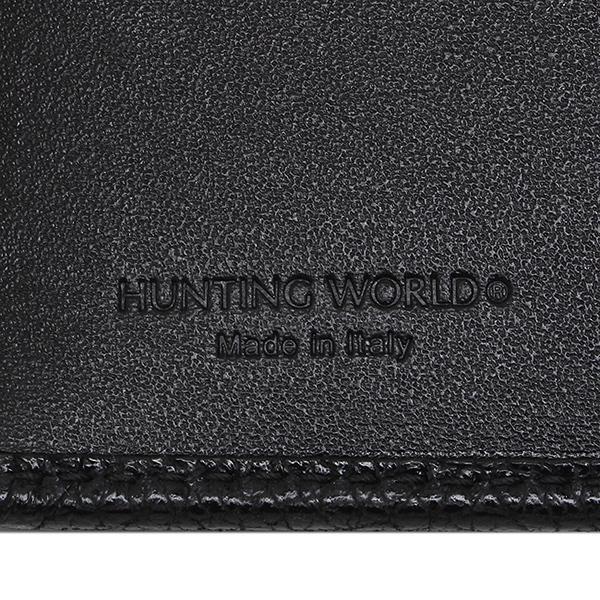 ハンティングワールド 長財布 HUNTING WORLD 5791 233 ブラック
