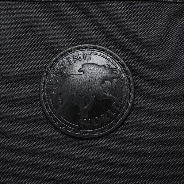ハンティングワールド バッグ HUNTING WORLD ハンドバッグ サファリ トゥデイ ブラック 7041 303 SAFARI TODAY