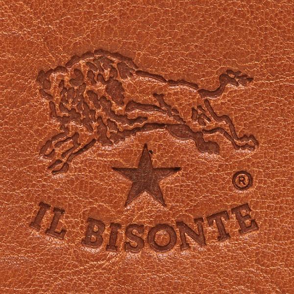 イルビゾンテ キーケース IL BISONTE C0330 P 145 ブラウン