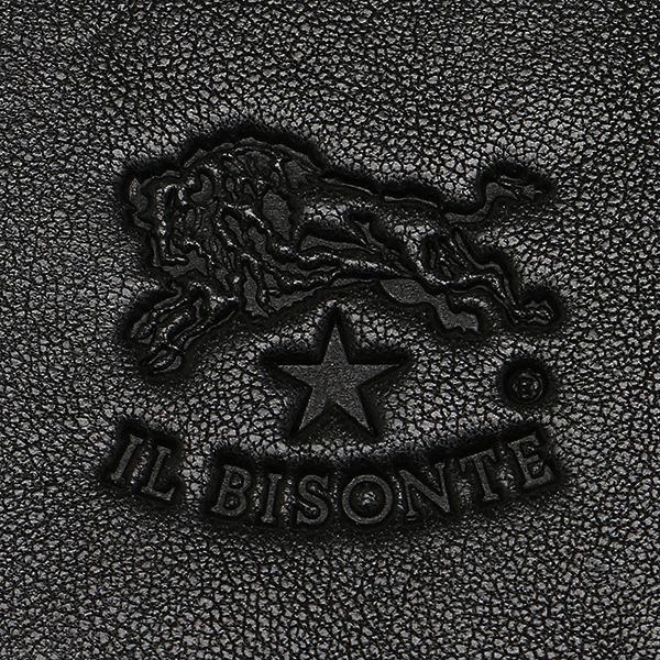イルビゾンテ 長財布 IL BISONTE C0443 P 153 ブラック