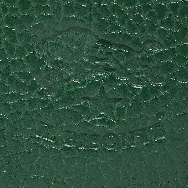 イルビゾンテ カードケース IL BISONTE C0567 P 293 グリーン