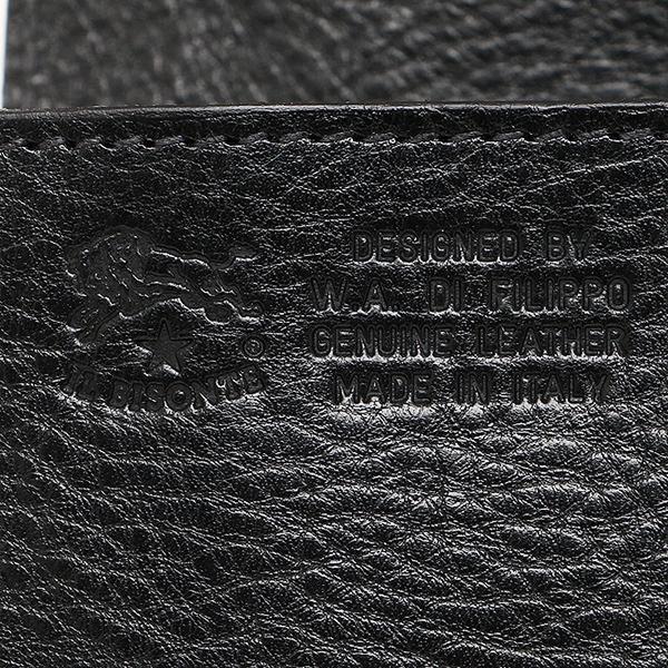 イルビゾンテ 長財布 IL BISONTE C0842 P 153 ブラック