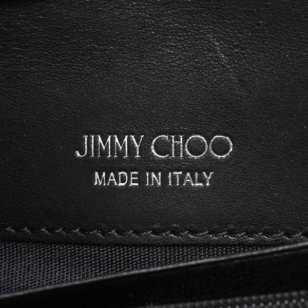 ジミーチュウ レディース 長財布 JIMMY CHOO NINO-CSQ ブラック