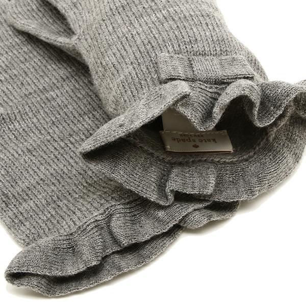 ケイトスペード 手袋 レディース KATE SPADE 1001083 025 グレー