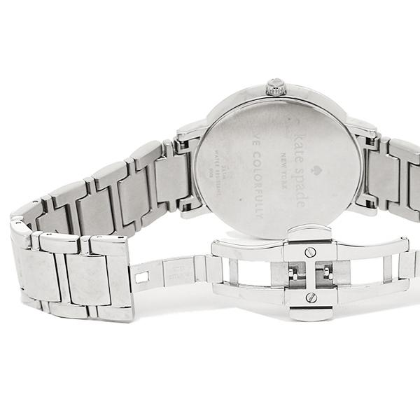 ケイトスペード 腕時計 レディース KATE SPADE 1YRU0008 シルバー