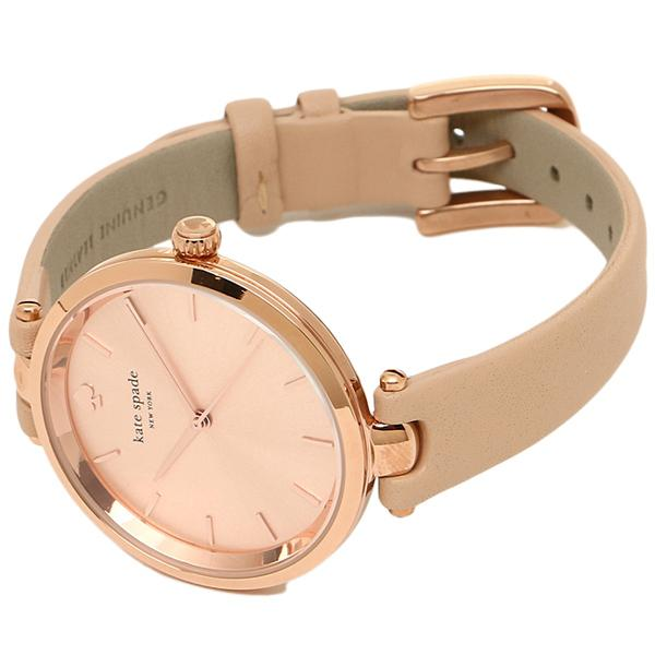 ケイトスペード 時計 レディース KATE SPADE 1YRU0812 HOLLAND 腕時計 ウォッチ ピンクーゴールド/ピンク