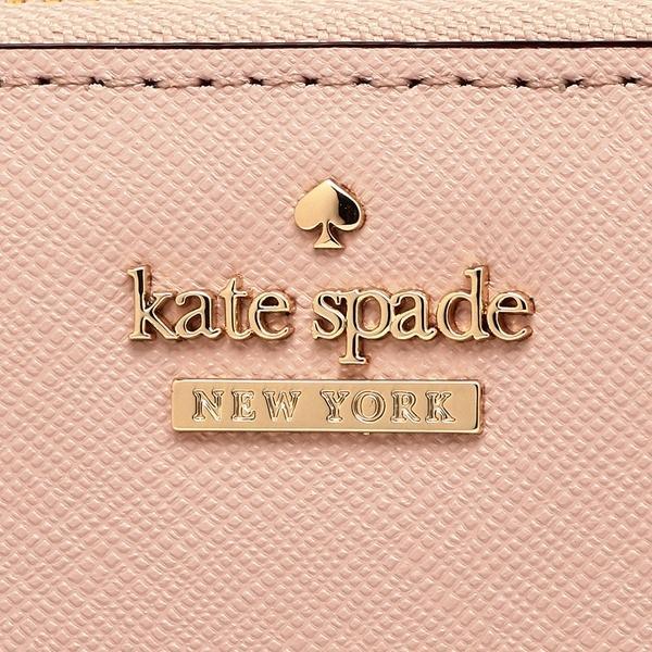 ケイトスペード 長財布 レディース KATE SPADE PWRU5073 654 ベージュ/ピンクベージュ