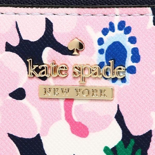 ケイトスペード 長財布 レディース KATE SPADE PWRU6401 974 マルチ
