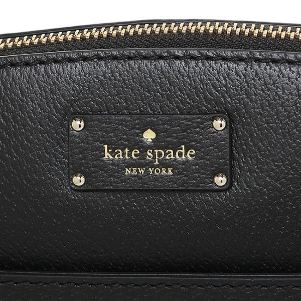 ケイトスペード ショルダーバッグ アウトレット レディース KATE SPADE WKRU4194 001 ブラック