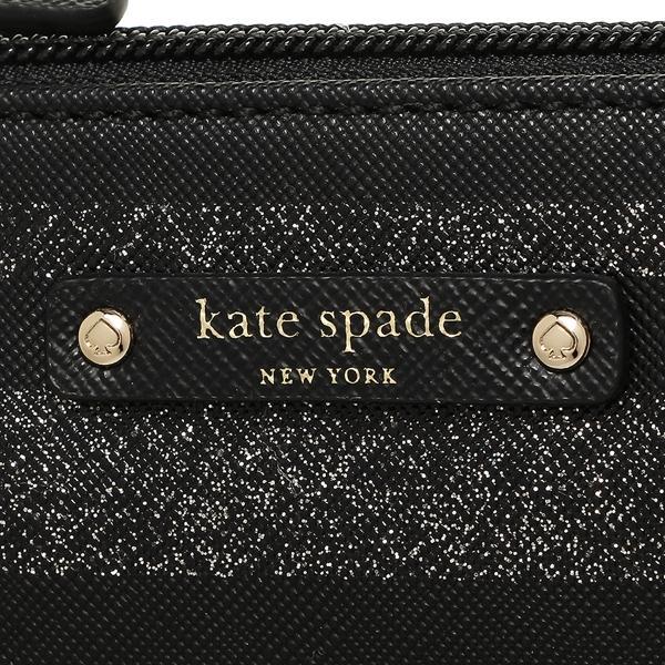 ケイトスペード ショルダーバッグ アウトレット レディース KATE SPADE WKRU4789 016 ブラック