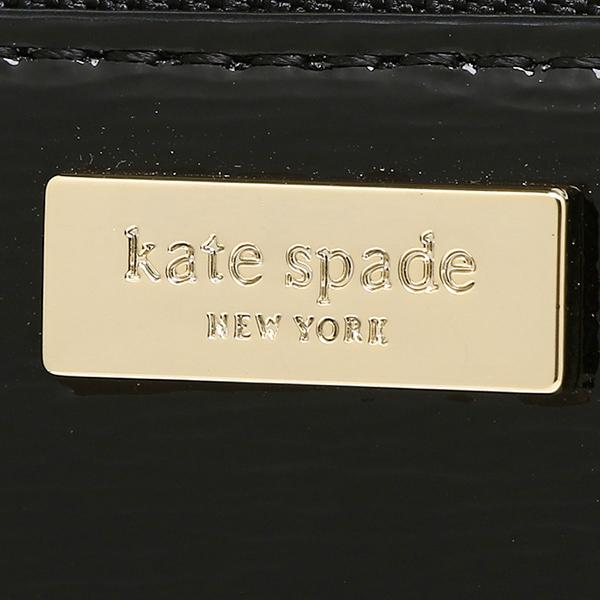 ケイトスペード 長財布 アウトレット KATE SPADE WLRU2365 001 レディース ブラック