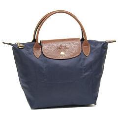 ロンシャン LONGCHAMP バッグ 1621 089 プリアージュ LE PLIAGE TOP HANDLE BAG S レディース ハンドバッグ 無地 カラーをお選びください (1)556 NAVY