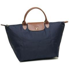 ロンシャン LONGCHAMP バッグ 1623 089 プリアージュ LE PLIAGE TOP HANDLE BAG M レディース ハンドバッグ 無地 カラーをお選びください (1)556 NAVY