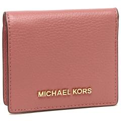 マイケルコース 折財布 アウトレット レディース MICHAEL KORS 35H8GTVD2L ROSE ピンク