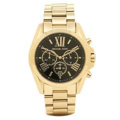 マイケルコース 腕時計 レディース MICHAEL KORS MK5739 MK5739710 ブラック ゴールド