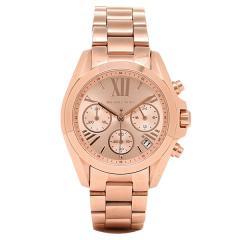 マイケルコース 時計 レディース MICHAEL KORS MK5799 MK5799622 BRADSHAW 腕時計 ウォッチ ピンクゴールド