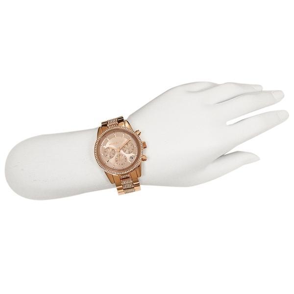 8487b3a7832e LOHACO - マイケルコース 腕時計 レディース MICHAEL KORS MK6485 ピンク ...