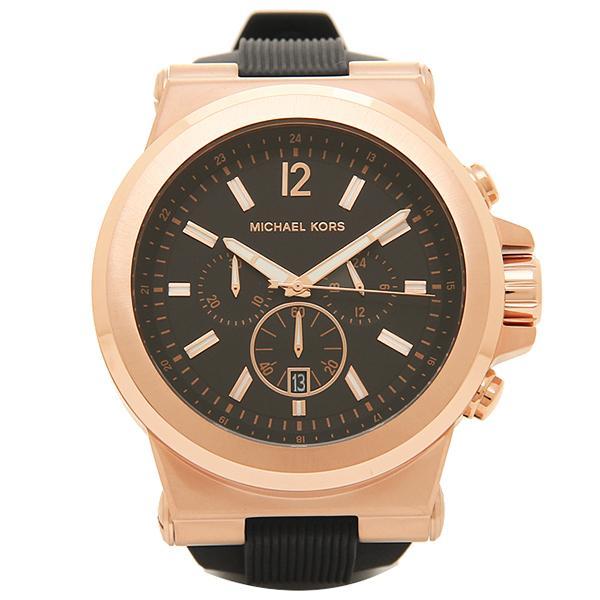 35f7a50abc7f LOHACO - マイケルコース 腕時計 メンズ MICHAEL KORS MK8184 ブラック ...
