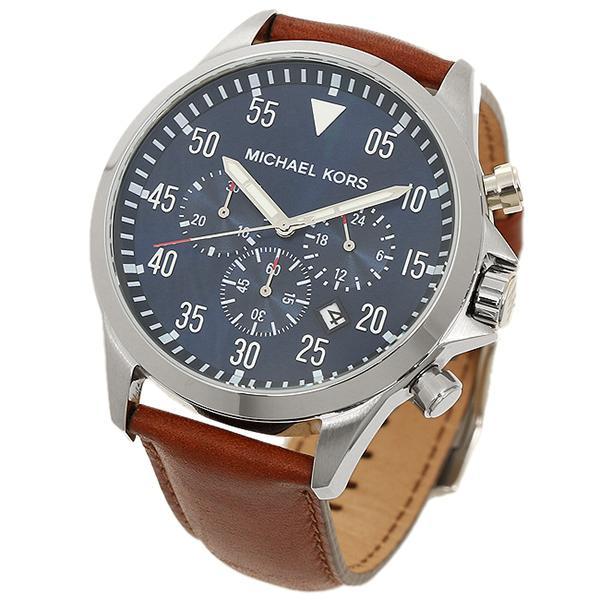 6bdc4f697585 ... マイケルコース 腕時計 レディース MICHAEL KORS MK8362 ブラウン/ブルー ...