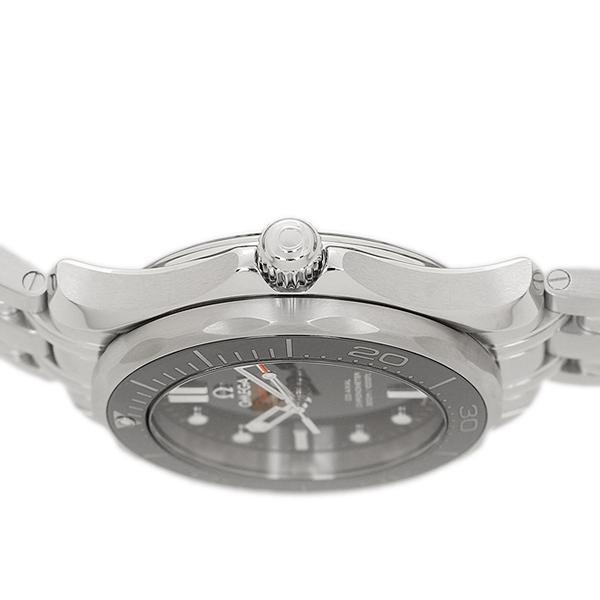 オメガ 腕時計 OMEGA  212.30.36.20.01.002 ブラック シルバー
