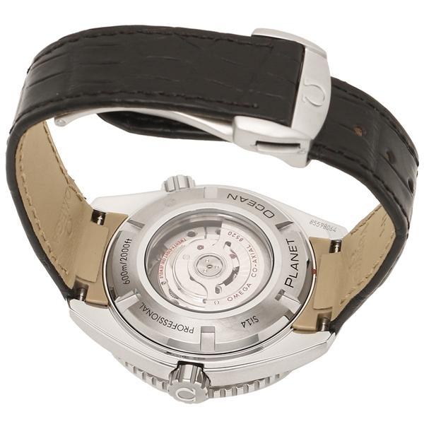 オメガ 腕時計 レディース OMEGA 232.18.38.20.01.001 シルバー ブラック