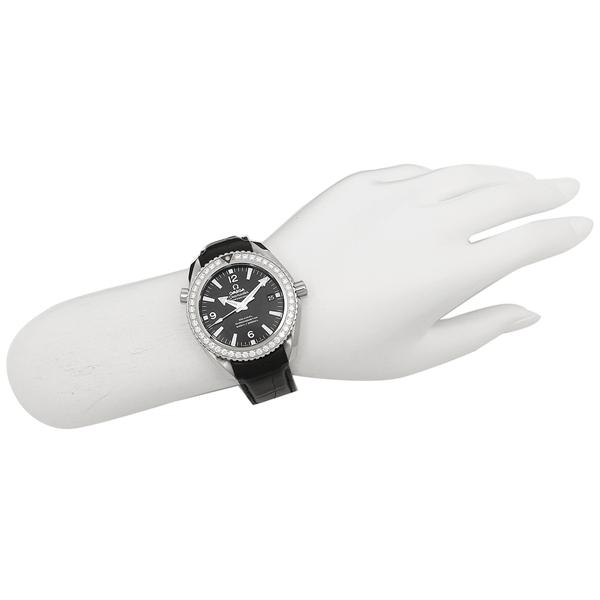 オメガ 腕時計 レディース OMEGA 232.18.42.21.01.001 シルバー ブラック