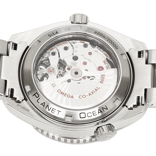 オメガ 腕時計 メンズ OMEGA 232.30.44.22.01.001 シルバー ブラック