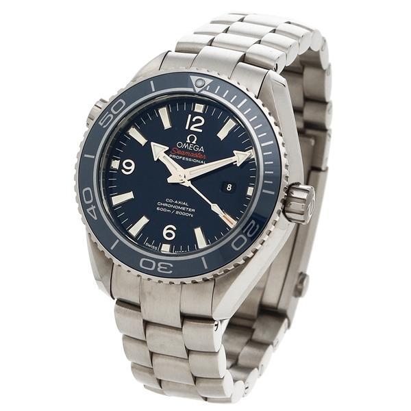 オメガ 腕時計 メンズ OMEGA 232.90.38.20.03.001 シルバー ブルー