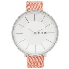 スカーゲン 腕時計 レディース SKAGEN SKW2748 ホワイト レッド