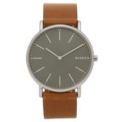 スカーゲン 腕時計 メンズ SKAGEN SKW6429 ブラウン/グレー