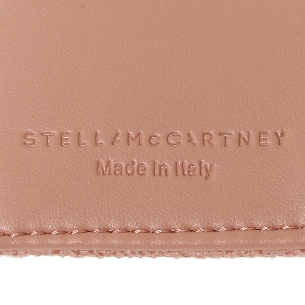 ステラマッカートニー キーケース レディース STELLA McCARTNEY 529340 W9132 6553 ピンク シルバー