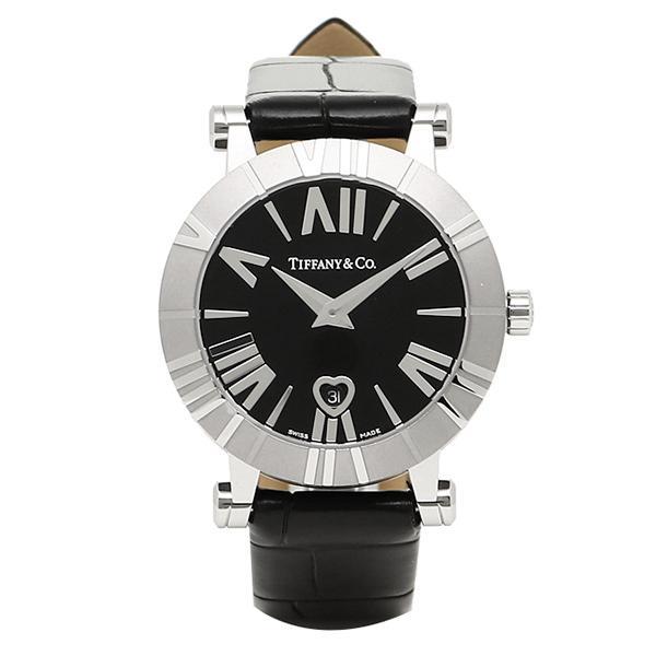 watch 9a75f ff4a6 ティファニー TIFFANY & Co 時計 腕時計 レディース TIFFANY&Co Z13001111A10A71A ATLAS アトラス 腕時計  ブラック