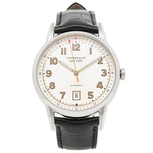 promo code 8d58a 2096d ティファニー 腕時計 レディース/メンズ TIFFANY&Co. 34667802 ブラック/シルバー/ホワイト