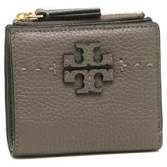 トリーバーチ 折財布 レディース TORY BURCH 45246 963 ベージュ
